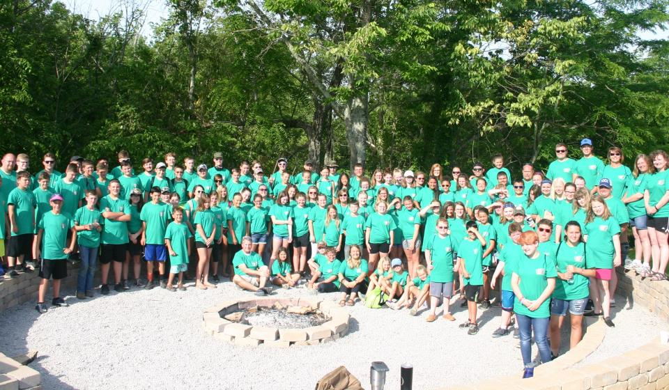 4-H Campers 2018
